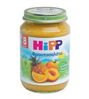 Hipp Φρουτοσαλατα Με Κομματακια Φρουτων 190g