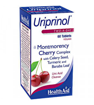 Health Aid Uriprinol 60tabs