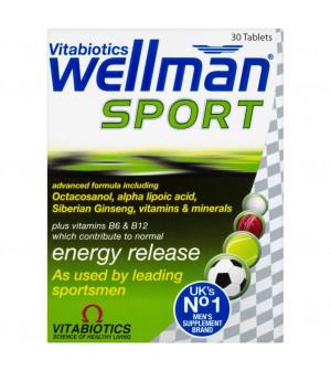Vitabiotics Welmlan Sport 30Tabs
