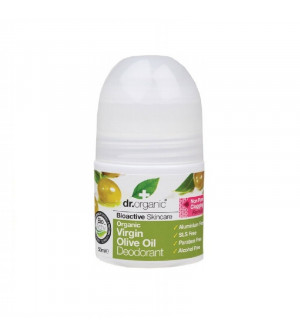 Dr. Organic Virgin Olive Oil Deodorant 50ml