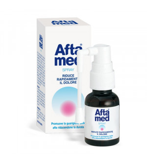 Curaprox Aftamed Spray 20ml