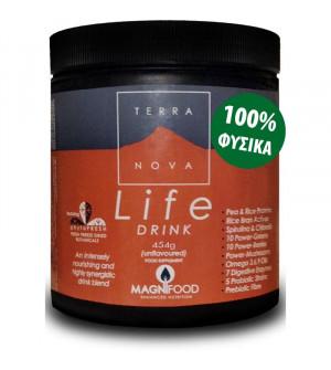 Terranova Life Drink (Unflavoured) 454gr