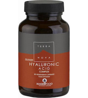 Terranova Hyaluronic Acid Complex 50veg caps