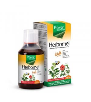 Power Health Herbomel Παιδικό Σιρόπι 150ml