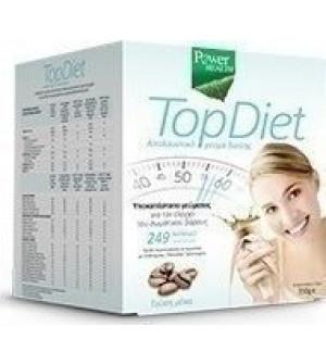Power Health Top Diet Υποκατάστατο Γεύματος για τον Έλεγχο Σωματικού Βάρους με Γεύση Μόκα 350gr