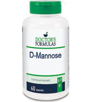 Doctor's Formulas D-Mannose 60caps
