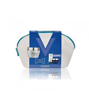 Vichy Promo Liftactiv Supreme 50ml Κανονικές / Μικτές + Δώρο Liftactiv Nuit Supreme Αντιρυτιδική Συσφικτική Κρέμα Νυκτός 15ml + Δώρο Mineral 89 5ml