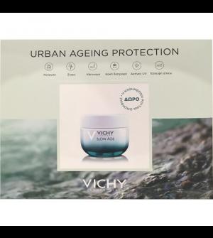 VICHY Πακέτο Slow Age Κρέμα Ημέρας με SPF30 50ml & Δώρο η Καθημερινή Ρουτίνα Ομορφιάς