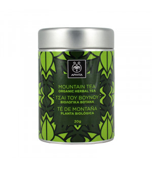 Apivita Organic Herbal Mountain Tea Τσάι του Βουνού 20gr