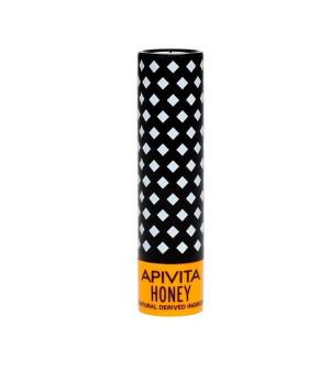 Apivita Lip Care Honey Bio-Eco με μέλι 4,4gr