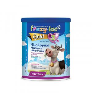 Frezylac Gold 3 Βιολογικό Γάλα 400gr