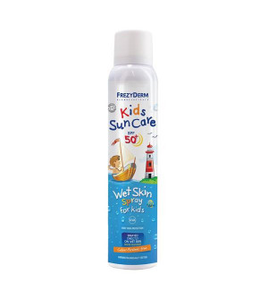 Frezyderm Kids Sun Care Παιδικό Αντιηλιακό SPF50+ Wet Skin Spray 200ml