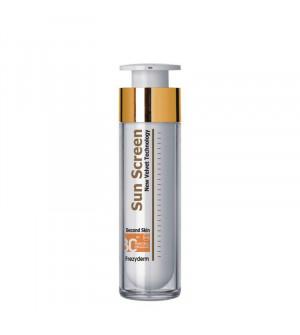 Frezyderm Sun Screen Colour Velvet Face Cream SPF30 Αντηλιακή Κρέμα Προσώπου με Χρώμα 50ml