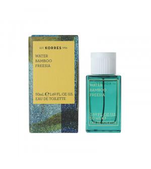 Korres Water Bamboo Freesia Eau de Toilette Γυναικείο Άρωμα 50ml