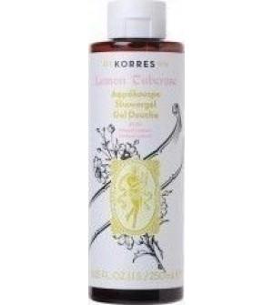 Korres Cashmere Rose Shower Gel-Αφρόλουτρο 250ml