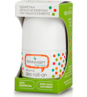 Pharmasept Kid Deo Roll-on Extra Mild - Παιδικό Αποσμητικό, 50ml