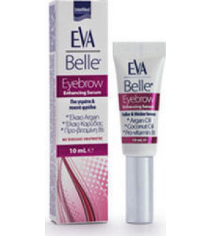 Intermed Eva Belle Eyebrow Enhancing Serum Ορός Ενδυνάμωσης Φρυδιών 10ml
