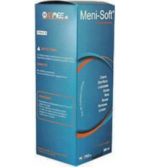 Pharmex Meni-Soft All-In-One Solution Υγρό Φακών Επαφής 380ml