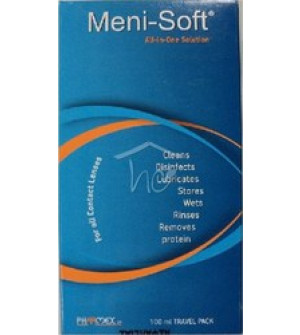 MENI-SOFT ALL IN ONE TRAVEL 100ML