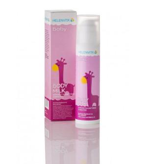 Helenvita Baby Body Milk - Απαλό γαλάκτωμα σώματος, 200ml