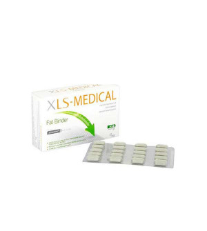 Omega Pharma XL-S Medical Fat Binder 60caps (Αγωγή 10 ημερών)