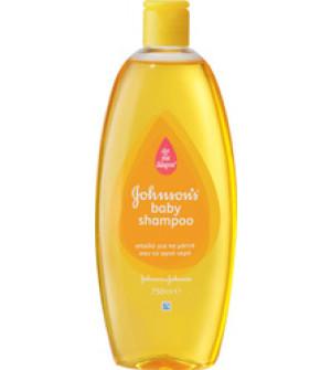 Johnson's Baby Shampoo Σαμπουάν Απαλό και Ήπιο για τα Μάτια Όσο και το Καθαρό Νερό 500ml