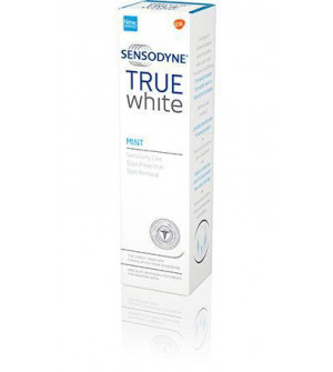 Sensodyne True White Με Μέντα 75ml