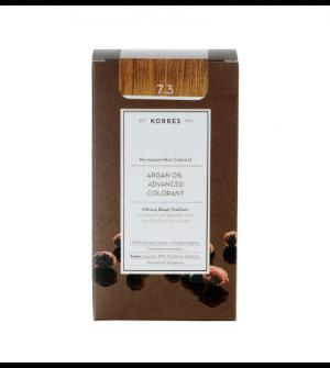Korres Argan Oil Advanced Colorant N7.3 Ξανθο Μελι Promo 50ml