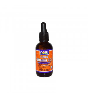 Now Vitamin D3 5000iu liquid 59.2ml