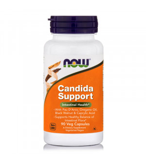 Now Candida Support 90caps