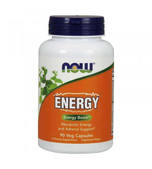 Now Energy Ephedra Free 90 caps