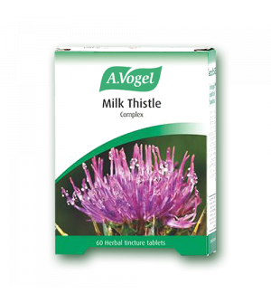 A.Vogel Milk Thistle Complex Tablets - Ταμπλέτες με Βότανα και Γαιδουράγκαθο 60tabs