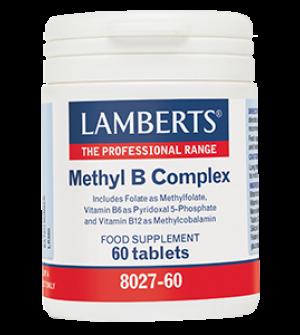 Lamberts Methyl B Complex 60Tabs