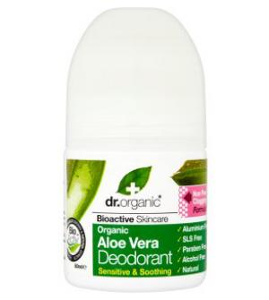Dr. Organic Aloe Vera Deodorant 50ml