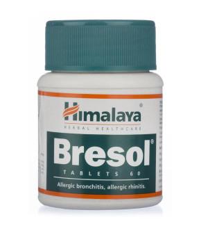 Himalaya Bresol 60tabs – Για χρόνια αναπνευστικά προβλήματα
