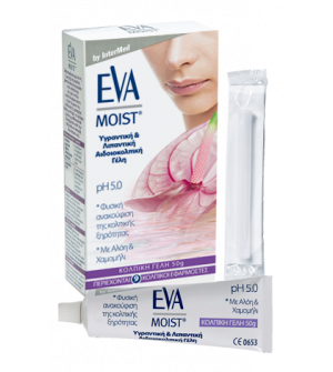 Eva Moist Vaginal Gel 9x50g
