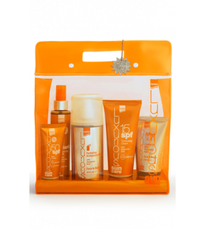 Intermed Luxurious Sun Care Medium/Low Protection Pack