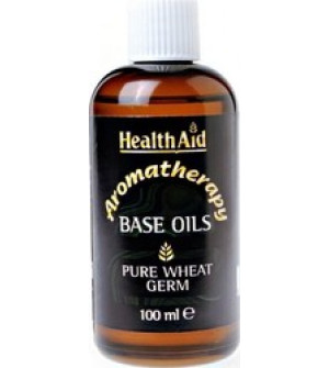 Health Aid Ar Base Wheat Germ Oil 100ml