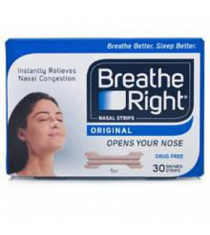 Breathe Right Medium 30pcs