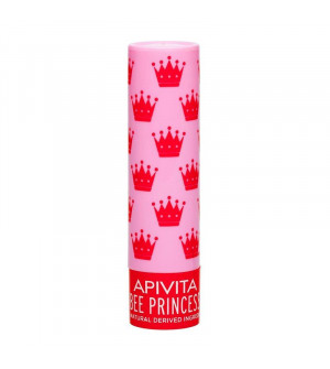 Apivita Lip Care Bee Princess Bio-Eco 4.4gr