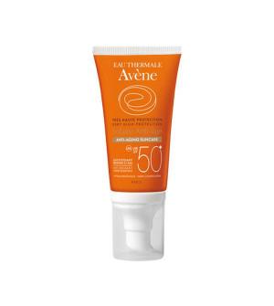 Avene Eau Thermale Solaire Anti-age Dry Touch SPF50+ αντηλιακή αντιγηραντική κρέμα προσώπου 50ml
