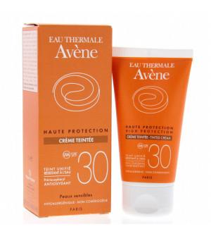 Avene Eau Thermale Κρέμα με Χρώμα - Ευαίσθητο Δέρμα SPF 30 50ml