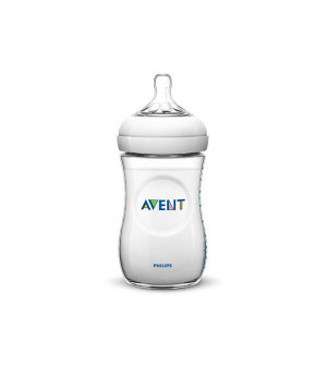 Philips Avent Natural Feeding Bottle 1M+ 260ml