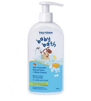 Frezyderm Baby Bath - Αφρόλουτρο 200ml & 100ml Δώρο