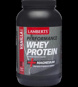 Lamberts Performance Whey Protein Vanilla 1000Gr