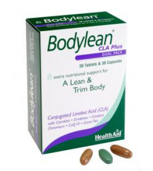 Health Aid Bodylean Cla Plus 30+30Caps
