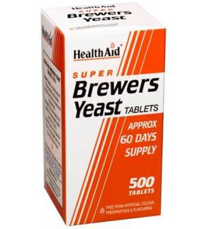 Health Aid Super Brewers Yeast 240 240Tabs