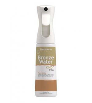 Frezyderm Bronze Water Color Mist  For Face & Body 300ml