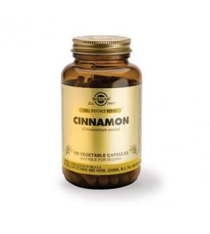 Solgar Cinnamon 100Caps