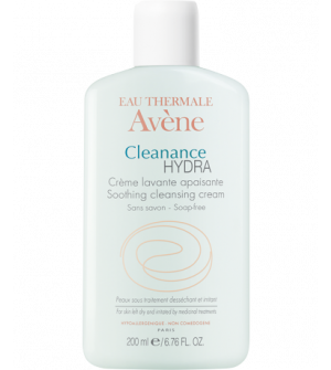 Avene Cleanance Hydra Cream Lavante Apaisante 200ml
